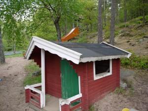 Förskolan Giraffen Norsesund lekparken